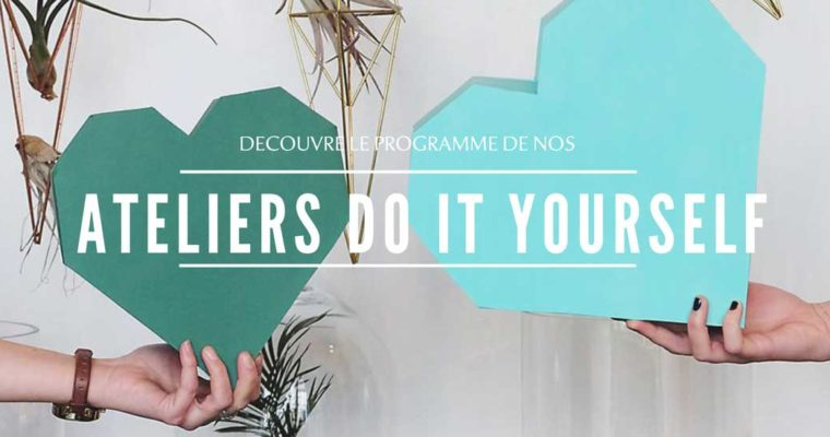 Ateliers Do It Yourself