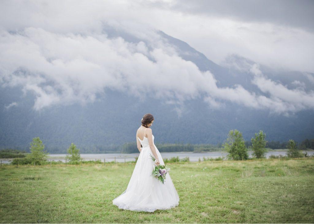 Pure Magnolia robe de mariée