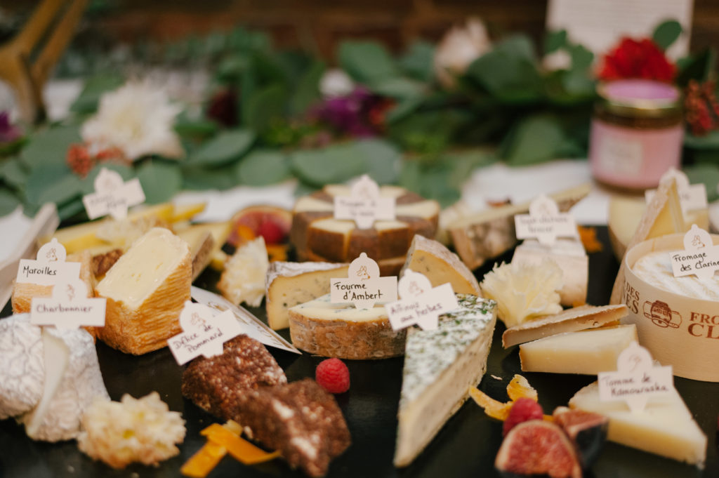 plateau de fromages Dream it yourself