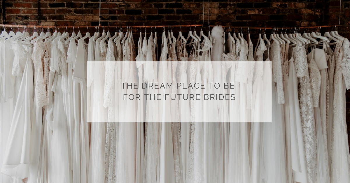 Dream it Yourself, the new place to be for the future bride