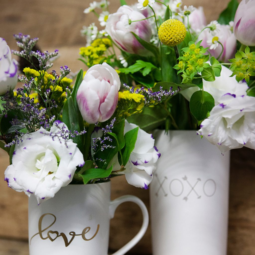 La Blandinerie fleuristes de mariage québécois