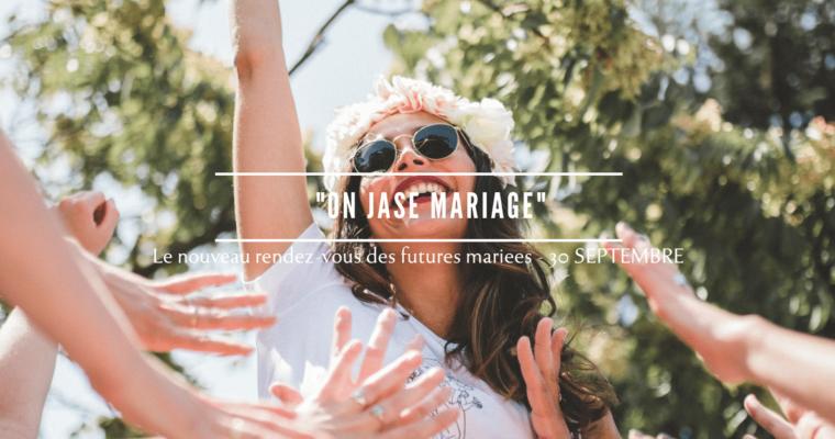 «On jase mariage», le nouveau rendez-vous des futures mariées !