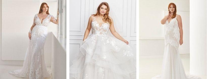 Quelle robe de mariée pour une femme ronde ? 7