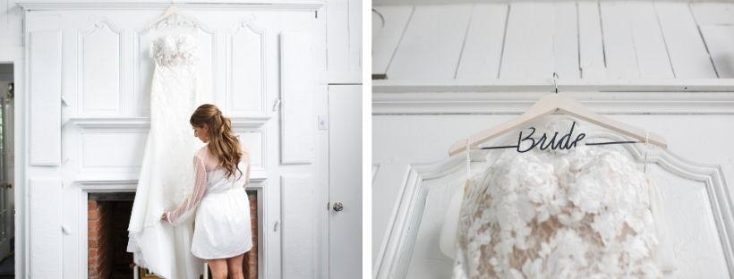 Comment conserver sa robe de mariée ? CONSERVER SA ROBE DANS UNE PIÈCE AU SEC