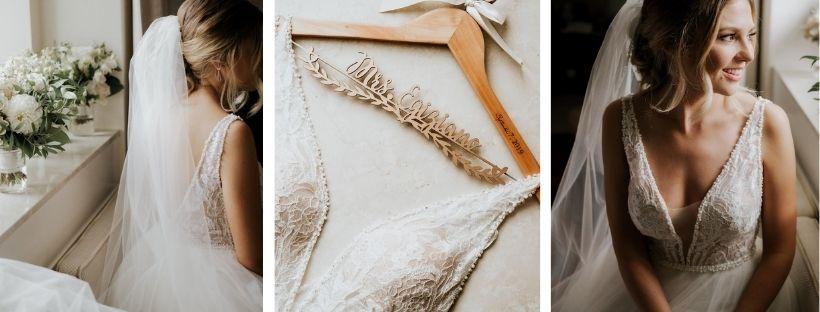 Comment conserver sa robe de mariée ? RÉSISTER À L'ENVIE IRRÉPRESSIBLE DE VOULOIR L'ESSAYER TOUS LES JOURS
