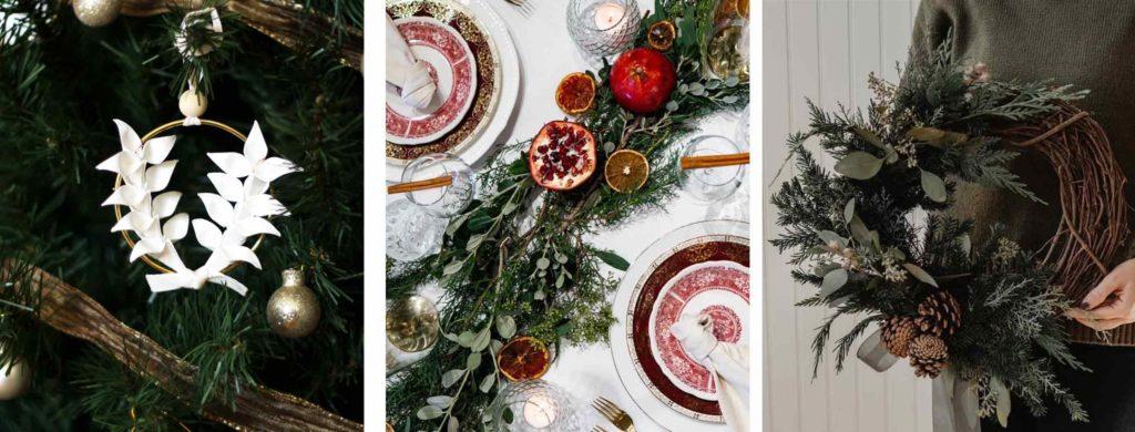 Réaliser une déco de Noël 100% Pinterest et 100% Québécoise