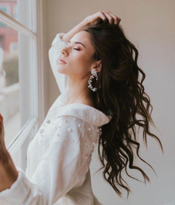 Mrs Jacket - Veste jean mariage
