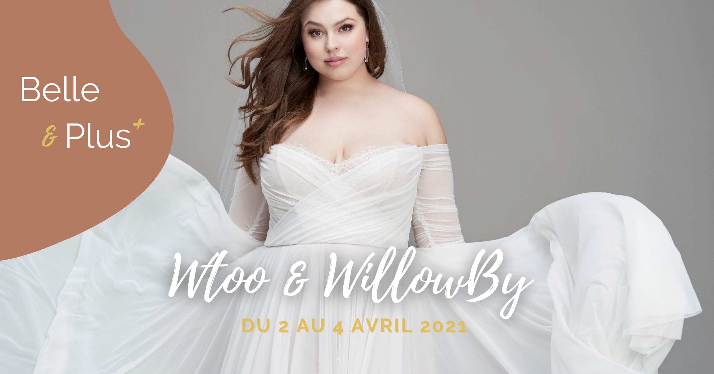 WTOO & WILLOWBY – PLUS-SIZE FROM APRIL 2 TO APRIL 4