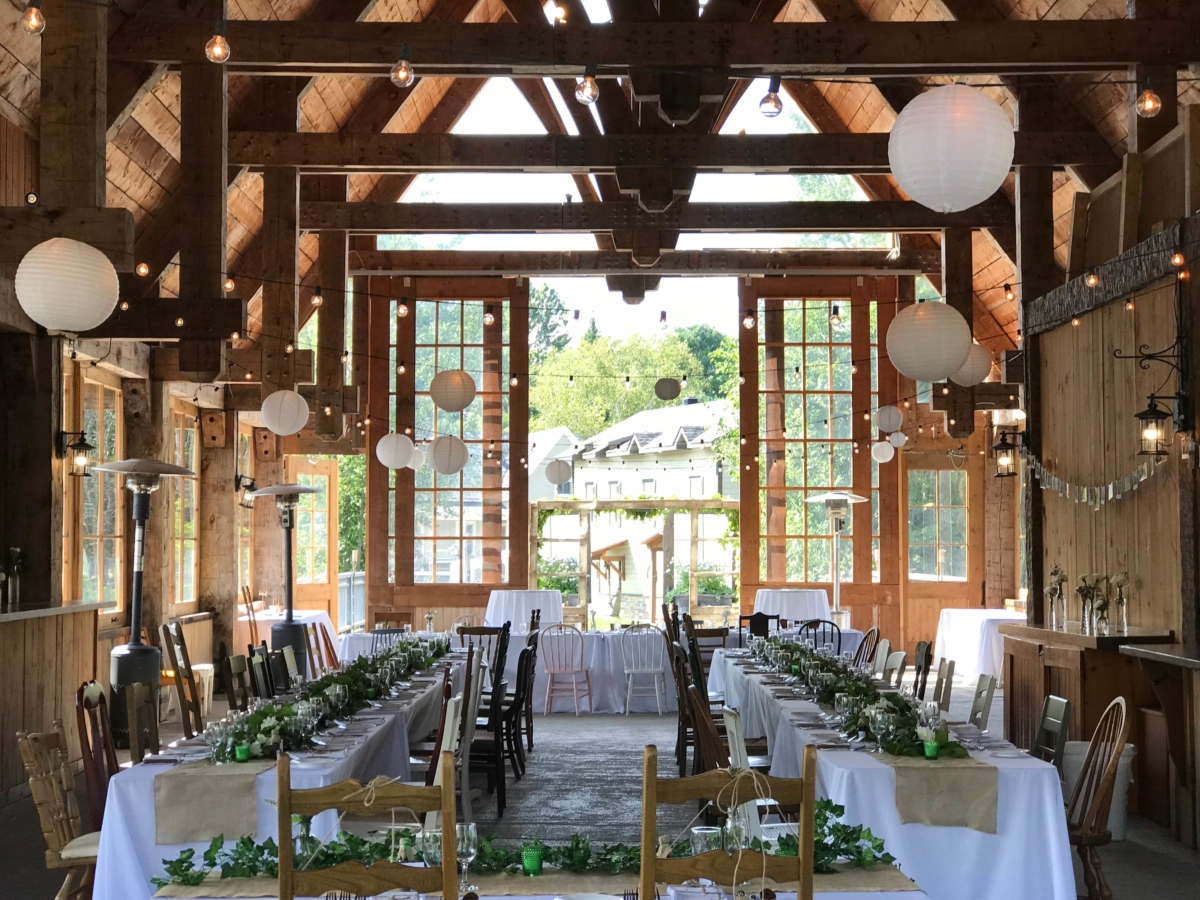 Favorite Places For A Nature Wedding Quebec Dream It Yourself