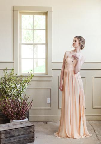The Bridesmaid Dresses By This Toronto Based Designer Are Colourful Flowery And Delicate They Will Be Perfect For Wedding Or Any Other Occasion