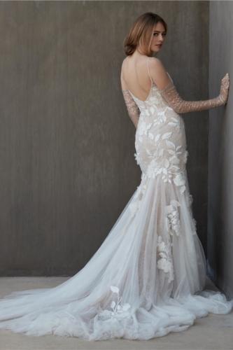 Rubena Ivory Nude - Watters