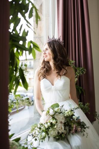 Wedding Dress - Canadian designer