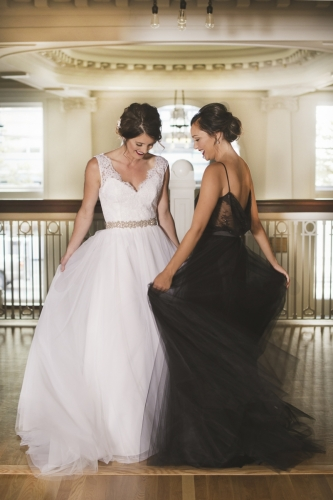Wedding Dress - Canadian designer