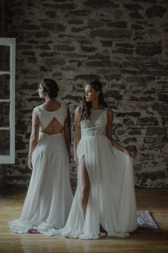 Robe - Lihi Hod et Salome Gautard --- Bijoux - Eugenie-Bee
