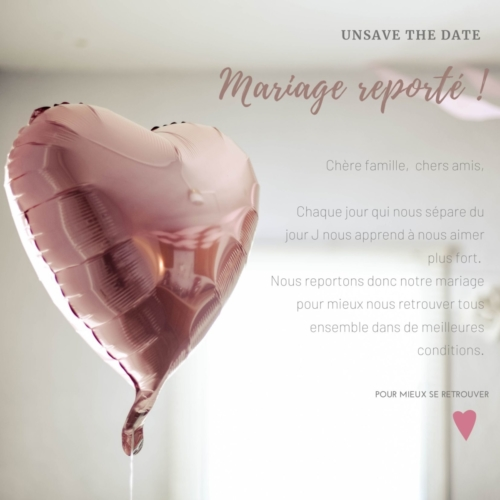 3--Unsave the date