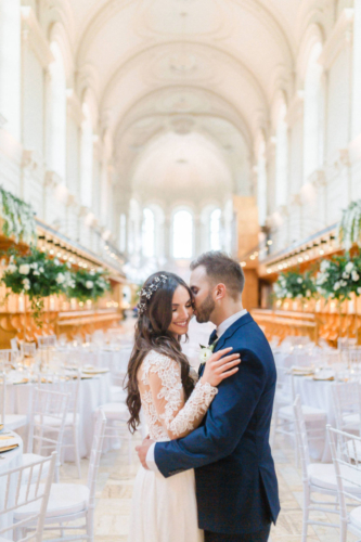 Lieu insolites mariageAbbaye d'OkaJunophoto