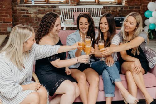 Bachelorette party DIY