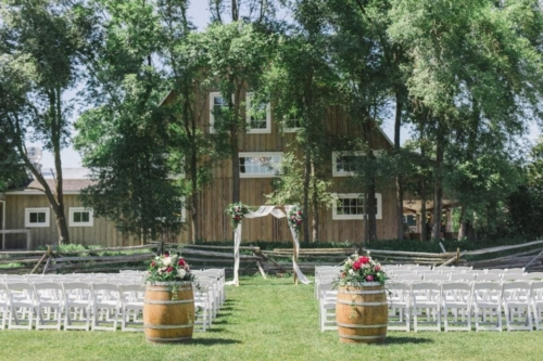 Lieu insolite mariage Stonefields